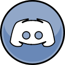 social, media, discord icon