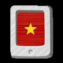 file table cloth icon