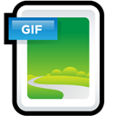 Gif, Image icon