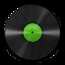 Vinyl Green 512 icon