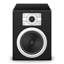 experience, speakers icon