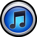 itunes, audio, music, podcast, mac icon
