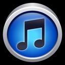 itunes, audio, music, podcast, mac icon