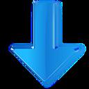 Down, Kdevelop icon