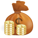 cash, payment, money icon