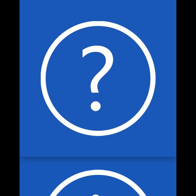 help, mirror icon