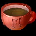 flash, coffee icon