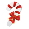 christmas, candy, cane icon