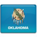 oklahoma,flag icon