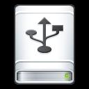 usb, media, drive icon
