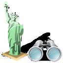 Estatuadelalibertad, Search icon