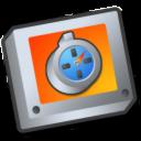 recent, folder icon