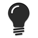 bulb,hint,tip icon