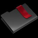 bookmark, black icon