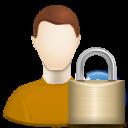 desktop,user,password icon