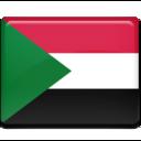 Sudan Flag icon