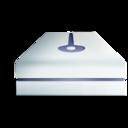 hdd,bleu,harddisk icon