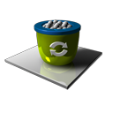 recycle,full icon