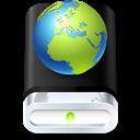 Drive, Web icon