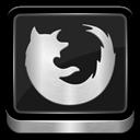 Firefox, Metallic icon