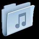 music, folder icon