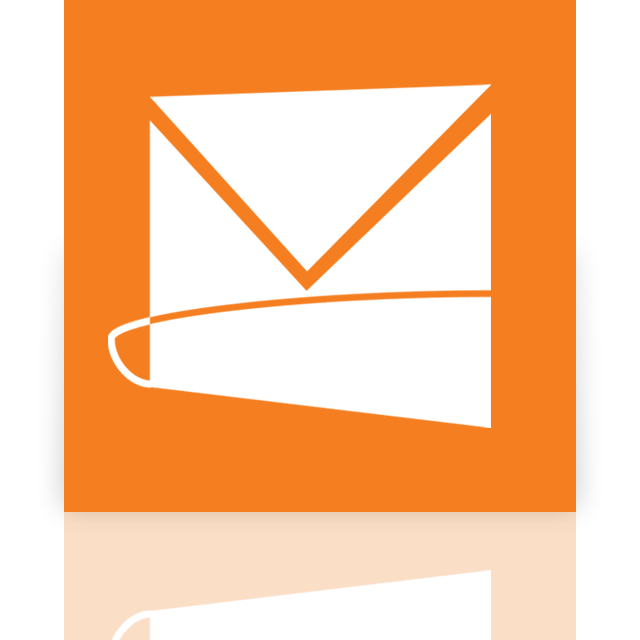 hotmail, mirror, live icon