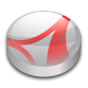 Adobe Reader 7 icon