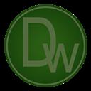 Adobe, Dw, icon