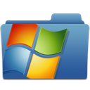 Folder, Microsoft, Windows icon
