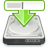 save, gnome, 48, as, document icon