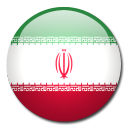 iran, country, flag icon