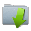 graphite, descend, folder, down, decrease, fall, download, descending icon