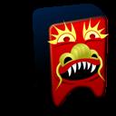 creature, dragon icon