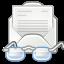 read, 64, mark, gnome, mail icon