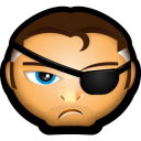 Avengers Nick Fury icon