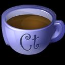contribute, coffee icon