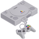 playstation, ps1, psx, playsystem icon