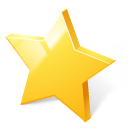 toolbar, star, bookmark, rate, rating icon