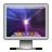 display, screen, blazeoflight, monitor icon