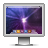 monitor, display, computer, screen saver, blazeoflight, screen icon