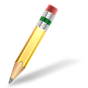 write, pencil, pen, draw, edit, writing, paint icon