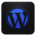 Blueberry, Wordpress icon