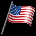 United States Flag 3 icon