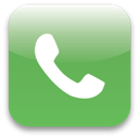 telephone, phone, call icon