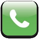 telephone, phone, call icon