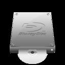 blueray,disc icon