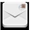 mail, alt icon