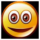 smile, hot icon