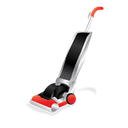 hoover, vacuum, janitor, cleaning, upright icon