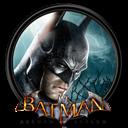 Arkham, Asylum, Batman icon